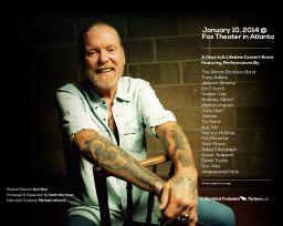 Gregg Allman Tribute at Fox Theatre