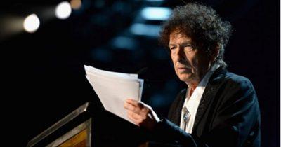 Bob Dylan's Nobel Prize Acceptance Speech
