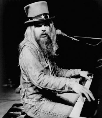Greatest Rock Piano Players – Leon Russell