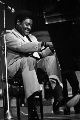 Fats Domino – dead at 89 – Rest in Peace
