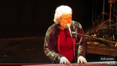 "This week's piano lesson is ""Joy Boogie"" by Chuck Leavell."