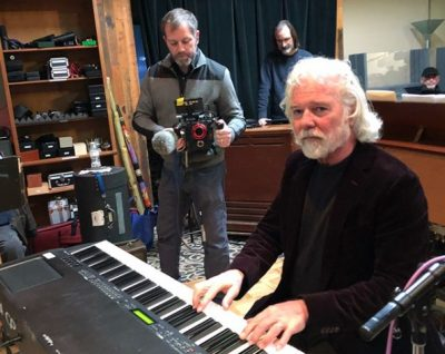 Documentary on Chuck Leavell- Rolling Stones Keyboardist & Musical Director