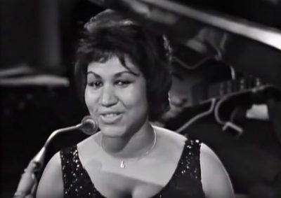 "Aretha Franklin- ""The Queen of Soul"". Rest in peace."