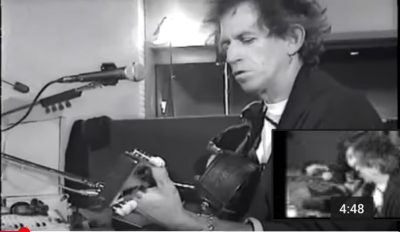"""""""Wild Horses"""" Video – 1995 Toshibi/EMI Studios in Tokyo"""