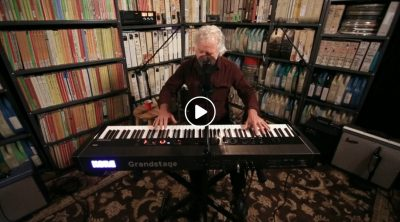 Chuck Leavell Live at Paste Studio NYC