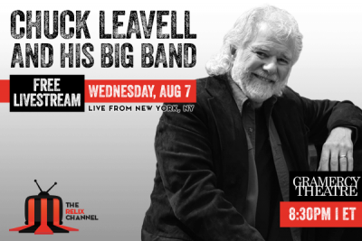 Chuck Leavell & His Big Band- Livestreamed on Relix