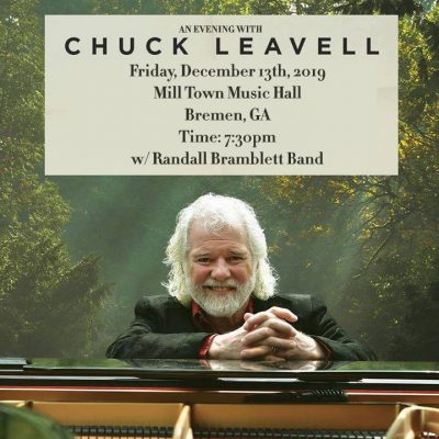 A Rare Solo Show With Chuck Leavell