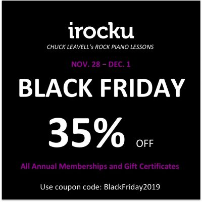 Black Friday Special – 35% Off