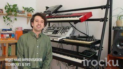 IROCKU Piano Tip – Improvisation Techniques