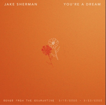 "IROCKU Featured Artist – Jake Sherman, Piano – ""You're A Dream"""