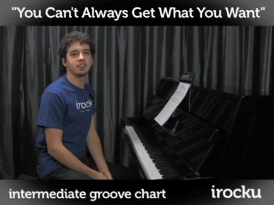 How to Play Piano Rhythm (Groove) Charts
