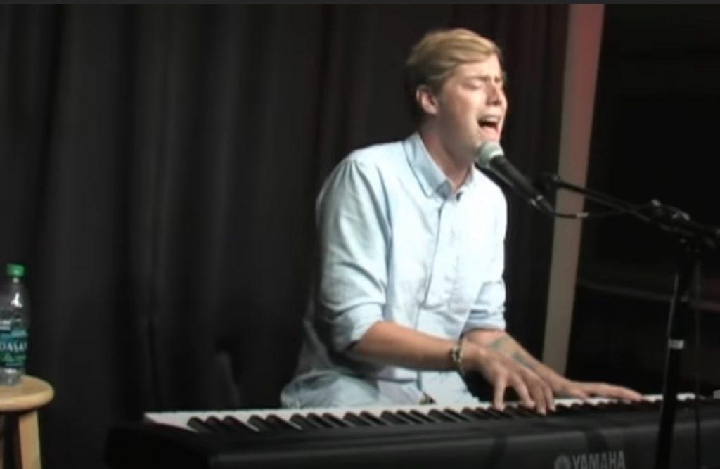 """Andrew McMahon - """"Dark Blue"""" Piano Lesson"""