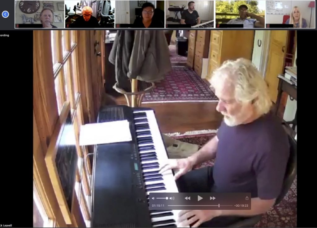 Piano Webinar with Chuck Leavell