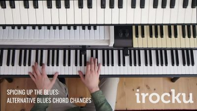 Spicing Up The Blues: Alternative Blues Chord Changes