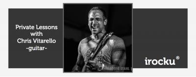 Private Guitar Lessons with Chris Vitarello