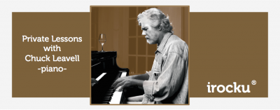 Private Piano Lessons with Chuck Leavell