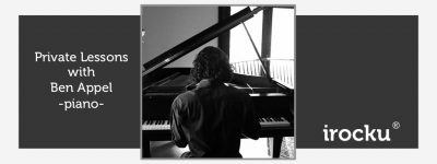 Private Piano Lessons - Ben Appel