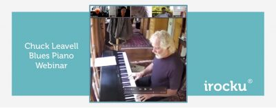 Blues Piano Techniques Webinar with Chuck Leavell