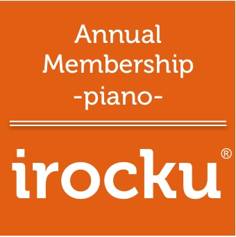 IROCKU LIMITED OFFER Annual Membership (Piano)